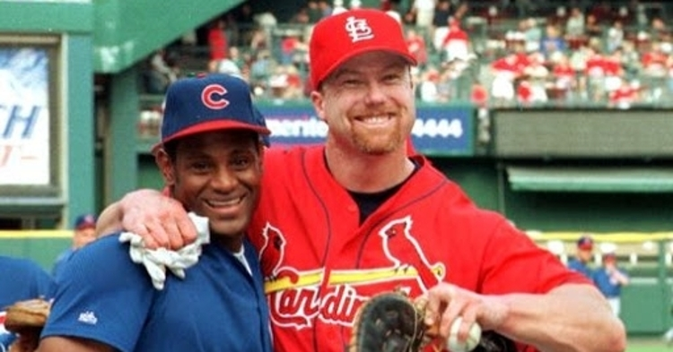 Two Big-time home run hitters from the 1990s