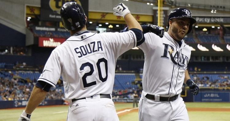 Souza can be a talented slugger if fully healthy (Kim Klement - USA Today Sports)