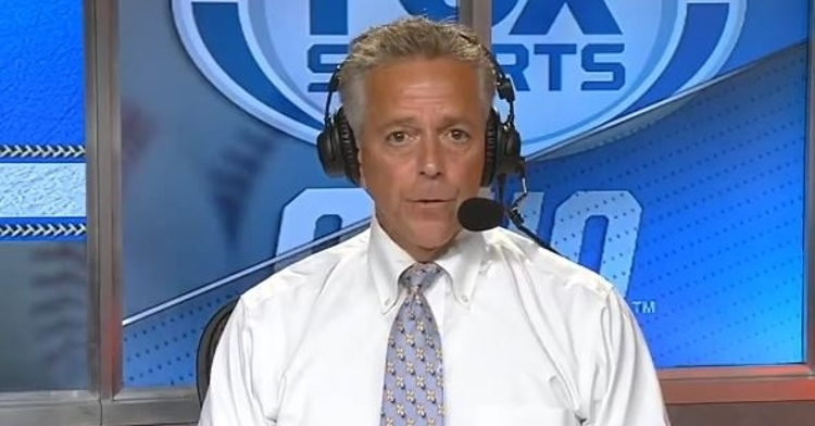 Reds announcer Thom Brennaman uses a homophobic slur during broadcast