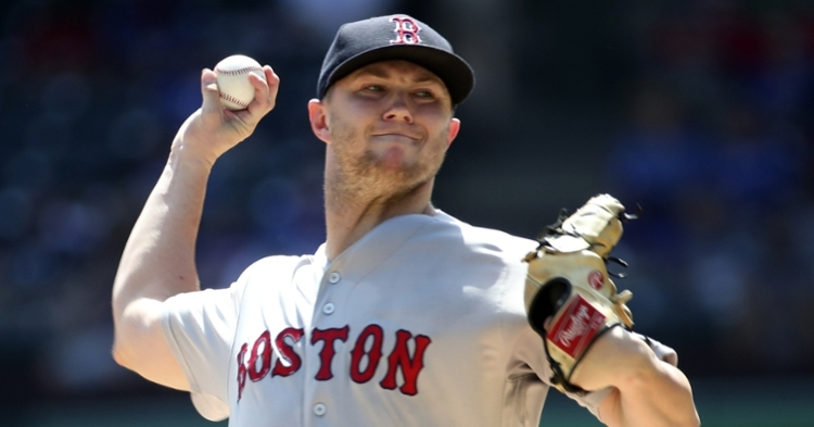 Lakins could be a solid pitcher for the Cubs (Kevin Jairaj - USA Today Sports)