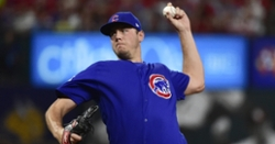 Cubs reliever gets heart procedure