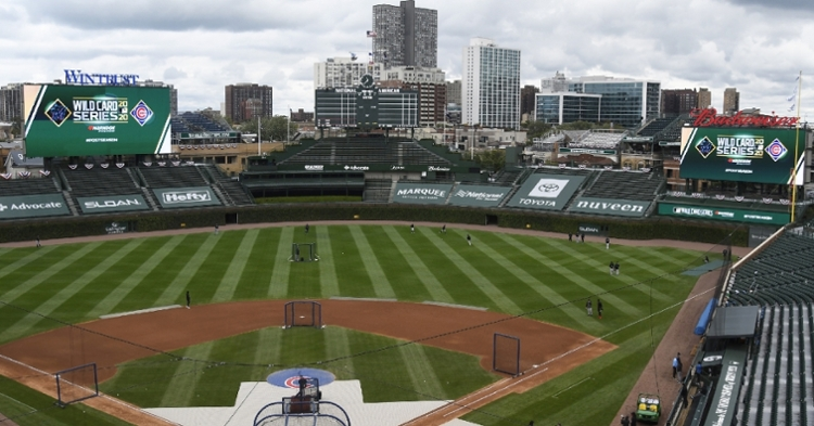 Cubs hope that Wrigley Field will have fans in 2021 (David Banks - USA Today Sports)