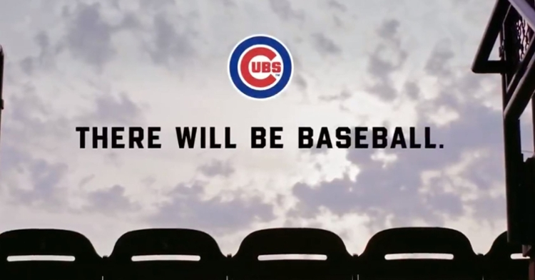 WATCH: Cubs release impressive hype video for 2020 season
