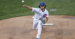 Yu Darvish takes no-hitter into seventh inning as Cubs down Brewers