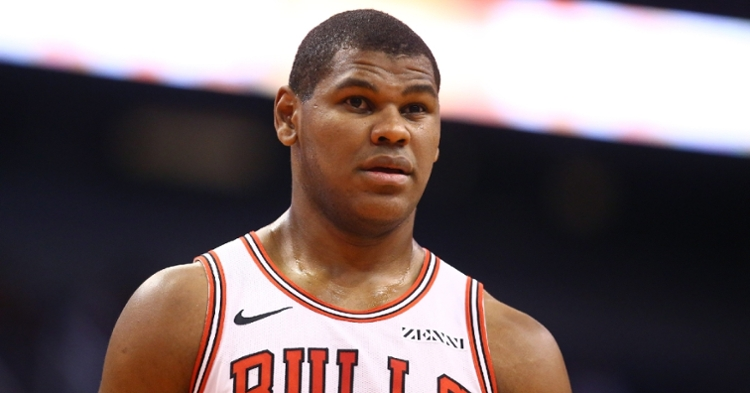 Felicio has under-performed during his Bulls contract (Mark Rebilas - USA Today Sports)