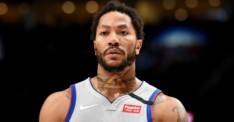 Rose is currently a free agent looking for his next team (Steve Dykes - USA Today Sports)