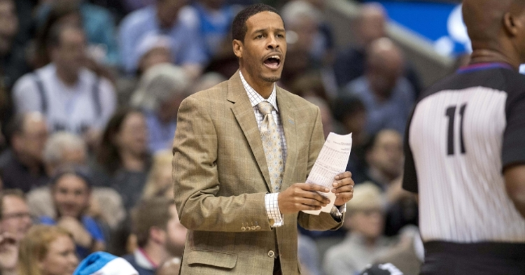 Silas is an interesting coaching candidate (Jerome Miron - USA Today Sports)