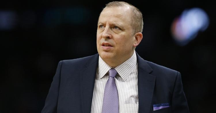 Tom Thibodeau has plenty of experience as a NBA coach (Greg Cooper - USA Today Sports)