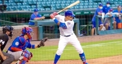 WATCH: Javy Baez smacks homer in second straight scrimmage
