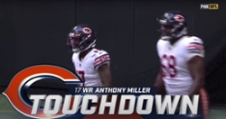 WATCH: Highlights from Bears' riveting comeback victory over Falcons