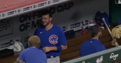 WATCH: Cubs turn their first triple play since 1997