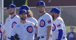 WATCH: Mic'd up with Tyler Chatwood