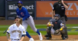 WATCH: Highlights from Cubs' thrilling come-from-behind win against Brewers