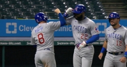 WATCH: Highlights from Cubs' 7-1 win versus Indians