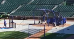 WATCH: Javy Baez, Kris Bryant, Anthony Rizzo crush dingers at BP