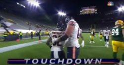 WATCH: Highlights from Bears-Packers showdown
