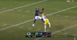 WATCH: Highlights from Bears' regular season finale versus Packers