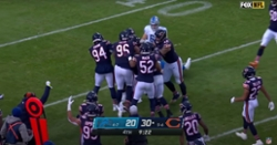WATCH: Highlights of Bears' high-flying matchup with Lions