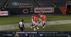 WATCH: Highlights from 'Monday Night Football' battle between Bears, Vikings