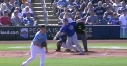 WATCH: Cubs catchers hit a homer in three straight games