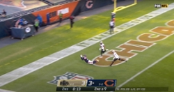 WATCH: Highlights from Bears' overtime thriller versus Saints