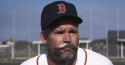 WATCH: David Ross' hilarious tribute to the movie 'Major League'