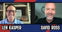 WATCH: Len Kasper interviews David Ross