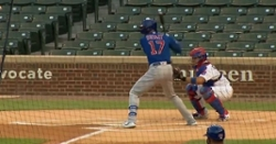 WATCH: Highlights from Cubs scrimmage on Tuesday