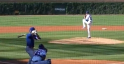 WATCH: Highlights from Cubs scrimmage at Wrigley Field