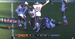 WATCH: Highlights from Bears' drubbing of Jaguars