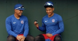 WATCH: 'Call to the Bullpen' featuring Adbert Alzolay, Miguel Amaya
