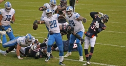 Bears collapse against Lions, suffer devastating defeat