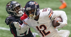 Positional Grades for Bears after win over Falcons