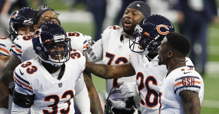 Bears hope to make the playoffs again in 2021 (Raj Mehta - USA Today Sports)