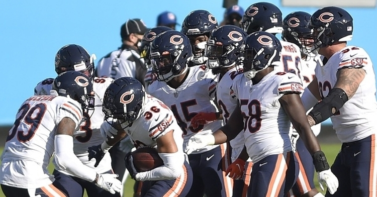 The Bears defense had a rough time against the Rams (Bob Donnan - USA Today Sports)
