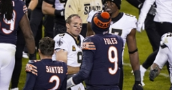 Saints march into Chicago, defeat Bears in overtime