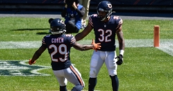 Giant killers: Bears edge out Giants in nail biter at Soldier Field