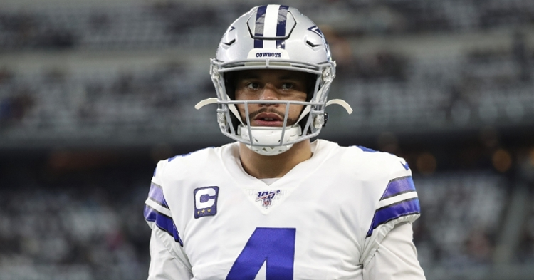 Dak Prescott would likely be an upgrade for the Bears (Kevin Jairaj - USA Today Sports)