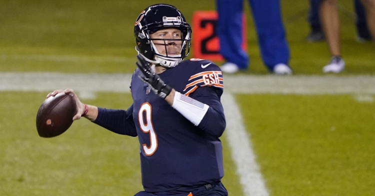 Foles had another comeback for the Bears (Mike Dinovo - USA Today Sports)