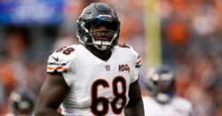 Bears OL reportedly out for season with injury