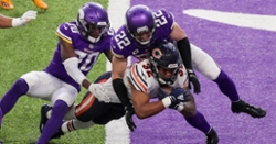 Position Grades for Bears after win over Vikings