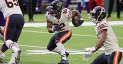 David Montgomery shines as Bears upend Vikings