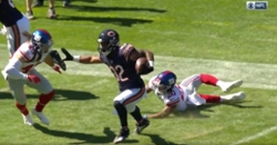 WATCH: David Montgomery puts Bears up 7-0 with 28-yard touchdown reception