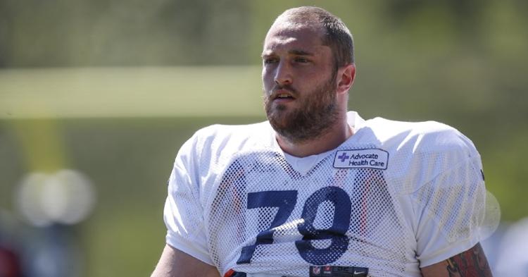 Spriggs has reportedly tested positive for COVID-19 (Kamil Krzaczynski - USA Today Sports)