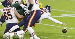 Mitchell Trubisky's three turnovers doom Bears in loss to Packers