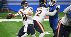 Mitch Trubisky named starting quarterback
