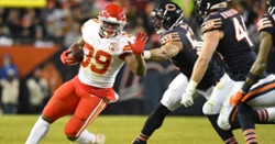 Bears add running back depth with Spencer Ware