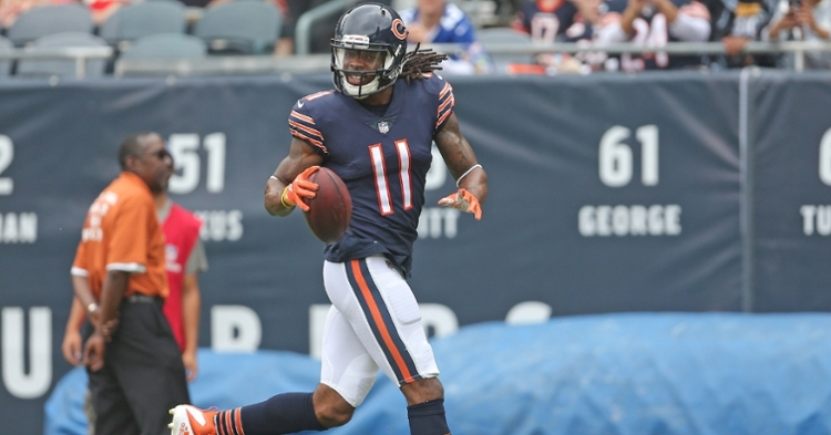 Kevin White was a former Bears receiver (Dennis Wierzbicki - USA Today Sports)