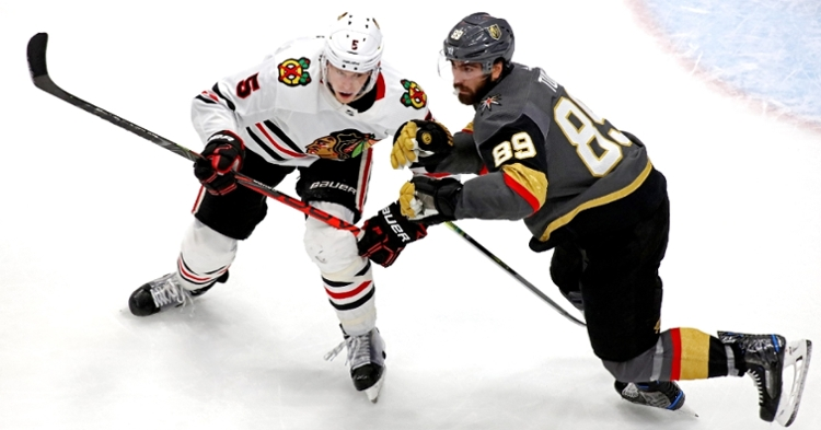 Blackhawks are out of the playoffs (Gerry Thomas - USA Today Sports)