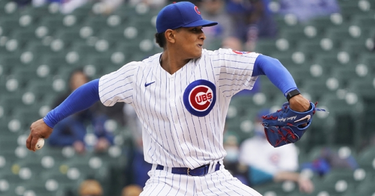 Cubs get a big boost with the return of Alzolay (David Banks - USA Today Sports)